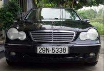 Bán xe Mercedes C200 năm sản xuất 2001, màu đen, số tự động, giá cạnh tranh giá 175 triệu tại Đà Nẵng