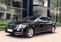 Cần bán lại xe Mercedes S450L đời 2019, màu đen giá 3 tỷ 699 tr tại Hà Nội
