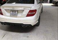 Cần bán lại xe Mercedes C200 sản xuất năm 2011, màu trắng, nhập khẩu giá 600 triệu tại Kiên Giang