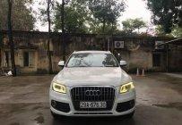 Bán ô tô Audi Q5 2.0T 2012, màu trắng, xe nhập giá 1 tỷ 230 tr tại Hà Nội