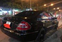 Bán Mercedes E280 năm 2005, màu đen, xe nhập giá 330 triệu tại Tp.HCM