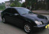 Bán ô tô Mercedes C200 đời 2003, xe nhập, giá 185tr giá 185 triệu tại Tp.HCM