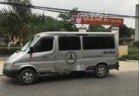 Cần bán xe Mercedes Sprinter 313 sản xuất năm 2009, màu bạc giá 320 triệu tại Lạng Sơn