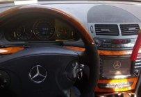 Bán ô tô Mercedes E280 năm 2005, màu đen giá 349 triệu tại Tp.HCM