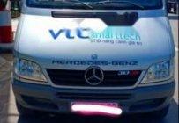 Bán gấp Mercedes Sprinter 313 năm 2010, màu bạc giá 360 triệu tại Tp.HCM