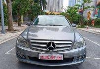Cần bán Mercedes C230 sản xuất 2009, màu bạc, nhập khẩu nguyên chiếc giá 490 triệu tại Hà Nội