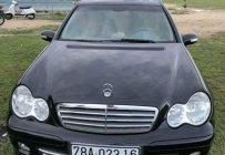 Gia đình bán Mercedes C180k năm 2004, màu đen giá 230 triệu tại Phú Yên