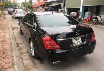 Bán Mercedes S350 sản xuất năm 2006, màu đen, nhập khẩu  giá 770 triệu tại Hà Nội