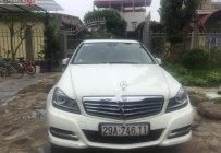 Cần bán gấp Mercedes C250 đời 2012, màu trắng chính chủ, giá chỉ 720 triệu giá 720 triệu tại Hà Nội