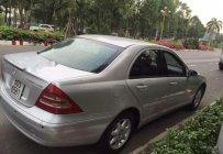 Cần bán lại xe Mercedes C180 năm 2001, màu bạc, xe nhập giá 165 triệu tại Bình Dương