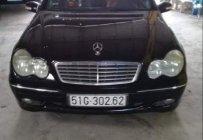 Bán lại xe Mercedes C200 năm sản xuất 2012, màu đen, nhập khẩu giá 270 triệu tại Tp.HCM