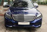 Bán ô tô Mercedes-Benz C250 Exclusilve năm 2017, màu xanh lam giá 1 tỷ 380 tr tại Hà Nội