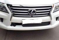 Cần bán xe Lexus LX 570 đời 2011, màu trắng giá 3 tỷ 650 tr tại Khánh Hòa