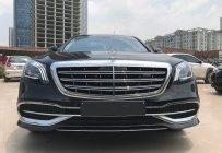 Bán Mercedes Maybach S450 màu đen, nội thất kem, xe sản xuất 2017 đăng ký 2018 giá 6 tỷ 650 tr tại Hà Nội