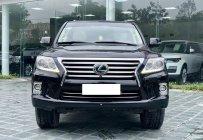 Cần bán Lexus LX 570 Mỹ sx 2014 đăng kí 2015, màu đen xe cực đẹp giá 4 tỷ 780 tr tại Hà Nội