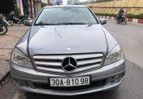 Bán ô tô Mercedes C230 sản xuất năm 2009, màu xám giá 485 triệu tại Hà Nội