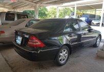 Bán xe Mercedes C200 2003, màu đen, nhập khẩu số tự động   giá 220 triệu tại Đồng Nai