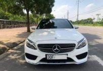 Cần bán xe Mercedes C250 AMG đời 2015, màu trắng số tự động giá 1 tỷ 318 tr tại Hà Nội
