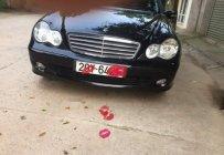 Chính chủ bán lại xe Mercedes C180 năm 2006, màu đen giá 268 triệu tại Hà Nội