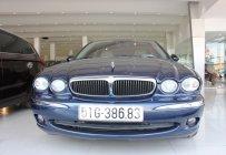 HCM: Jaguar X Type 2.1 V6 AT 2009, màu xanh, xe nhập giá 1 tỷ 200 tr tại Tp.HCM