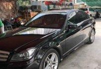 Bán gấp Mercedes C300 AMG sản xuất năm 2012, màu đen giá 740 triệu tại Hà Nội