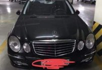 Bán xe Mercedes E200 đời 2008, màu đen, đi 120000km giá 470 triệu tại Hà Nội