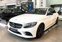 Cần bán xe Mercedes C300 AMG năm 2020, màu trắng giá 1 tỷ 929 tr tại Hà Nội