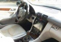 Nhà bán xe Mercedes C200 đời 2001, màu bạc, nhập khẩu nguyên chiếc số sàn, 185tr giá 185 triệu tại Tp.HCM