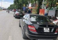 Cần bán xe Mercedes C200 năm 2010, màu đen, nhập khẩu còn mới giá 555 triệu tại Hà Nội