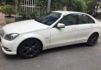 Bán Mercedes C200 2012, màu trắng, xe nhập   giá 700 triệu tại Tp.HCM