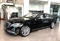 Bán ô tô Mercedes S450 Luxury đời 2020, màu đen giá 4 tỷ 969 tr tại Hà Nội