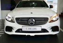 Cần bán Mercedes C300 AMG Facelift 2019, màu trắng giá 1 tỷ 828 tr tại Lạng Sơn