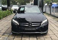 Mercedes C300 AMG đen chạy ít, xe hãng bán giá 1 tỷ 679 tr tại Bạc Liêu
