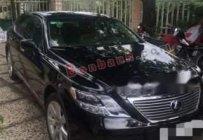 Bán Lexus LS 600hL sản xuất 2008, màu đen, nhập khẩu giá 1 tỷ 800 tr tại Tp.HCM