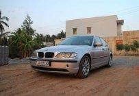 Bán ô tô BMW 3 Series 318i năm sản xuất 2004, màu bạc, nhập khẩu số tự động giá 260 triệu tại Bến Tre