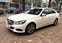 Bán xe Mercedes E250 2015, màu trắng, xe nhập giá 1 tỷ 300 tr tại Hà Nội