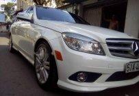 Bán Mercedes C300 2008, màu trắng, nhập khẩu nguyên chiếc, giá chỉ 750 triệu giá 750 triệu tại Tp.HCM