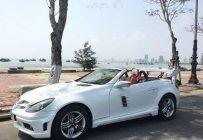 Bán Mercedes SLK 280 2007, màu trắng, nhập khẩu giá 800 triệu tại Đà Nẵng