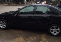 Cần bán Mercedes C180 năm sản xuất 2002, màu đen, giá 235tr giá 235 triệu tại Quảng Ninh