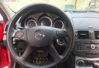 Bán Mercedes C200 CGI sản xuất 2010, màu đỏ, 470tr giá 470 triệu tại Hà Nội