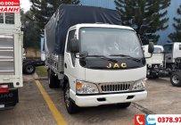 Xe JAC 2.4 tấn - động cơ ISUZU siêu tiết kiệm - giá bao nhiêu  giá 380 triệu tại Bến Tre