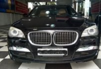 Bán BMW 750Li sản xuất năm 2009, màu đen, nhập khẩu giá 1 tỷ 190 tr tại Hà Nội
