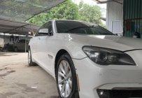 Bán BMW 750Li đời 2009, màu trắng, nhập khẩu   giá 1 tỷ 80 tr tại Hà Nội
