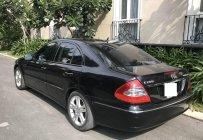 Bán xe Mercedes E200 năm sản xuất 2007, màu đen giá cạnh tranh giá 420 triệu tại Tp.HCM