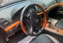 Bán xe Mercedes E280 đời 2008, màu đen, nội thất đen giá 555 triệu tại Hà Nội