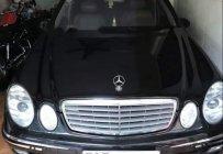 Bán Mercedes E240 đời 2004, màu đen, nhập khẩu  giá 288 triệu tại Tp.HCM