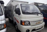 Bán xe tải JAC 1T25 máy ISUZU giá tốt hỗ trợ vay cao giá 280 triệu tại Bình Dương