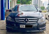 Bán Mercedes C300 AMG đời 2013, màu đen, nhập khẩu  giá 895 triệu tại Hà Nội