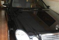 Bán Mercedes E240 đời 2004, màu đen, xe nhập, giá 288tr giá 288 triệu tại Tp.HCM