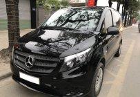 Trung Sơn Auto bán xe Mercedes VITO Tourer 121 màu đen, model 2017 - đăng ký 2017, đã chạy 30.000km giá 1 tỷ 550 tr tại Hà Nội